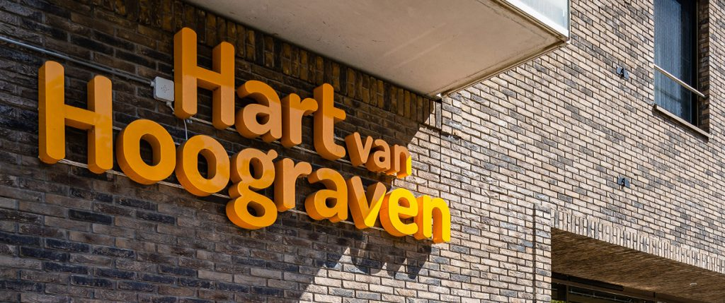 De Hoge Dennen Utrecht Hart van Hoograven